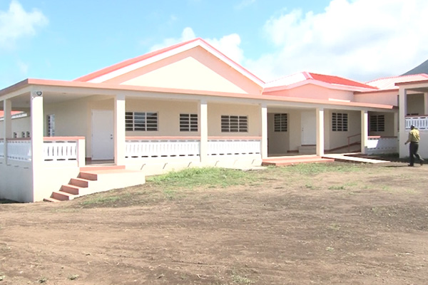 New St. Pauls Daycare and Preschool nears completion