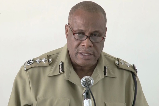 Acting Police Commissioner Lists Crime Fighting Plans