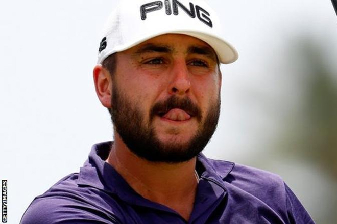 Stephan Jaeger shoots lowest round in history of PGA Tour's second tier