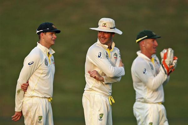 Smith named Australia's stand-in captain
