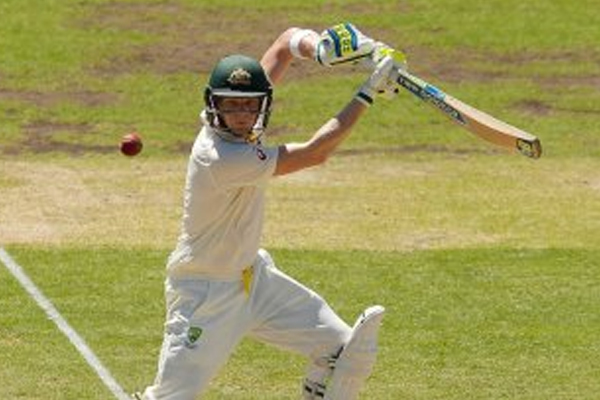 Australia on top after making 572