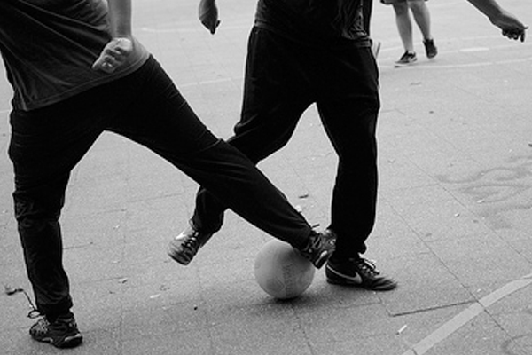 Street Football competition definitely on