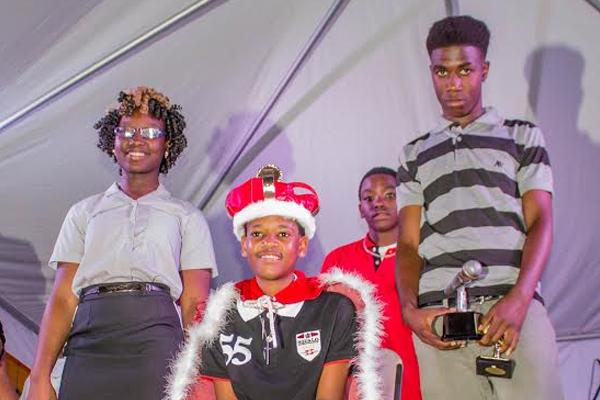 Mighty Sookie Crowned Junior Monarch