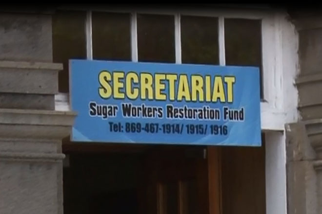 Sugar Workers Secretariat makes home deliveries to Shut-Ins