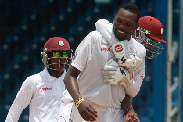 Sulieman Benn to join Windies for India Tour 2014