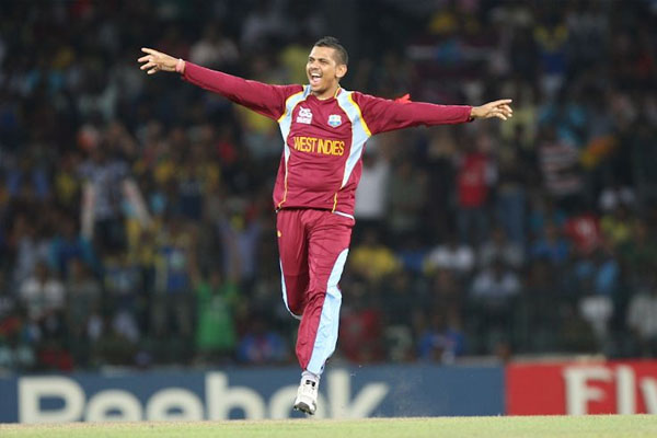 Narine banned from Champions League T20 final