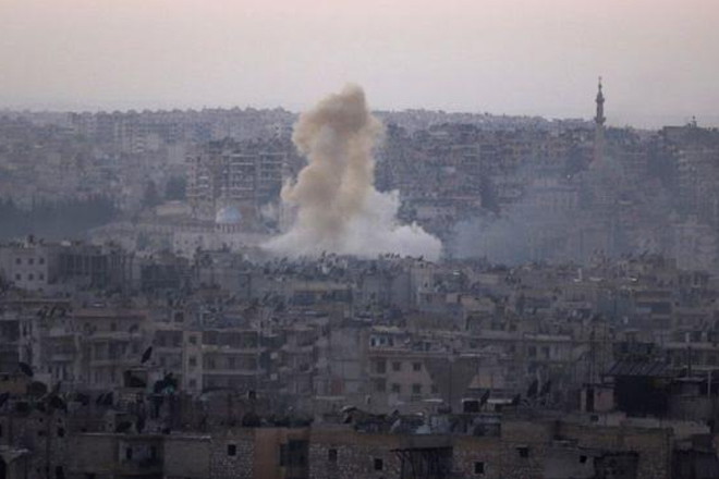 Syria conflict: France wants Russia on war crimes charges