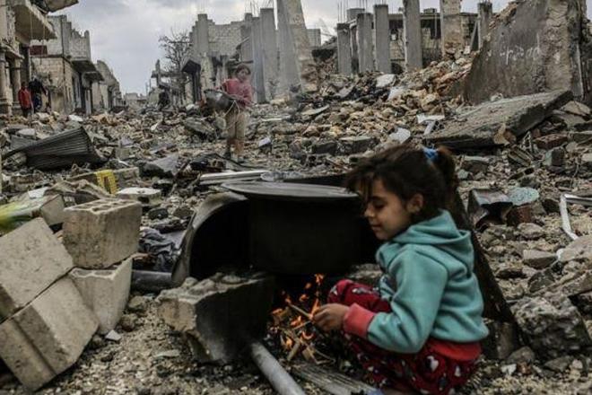 Syria conflict: UN suspends peace talks in Geneva