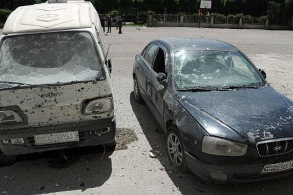 Syrian media: Attacks kill 50 in Homs, Damascus