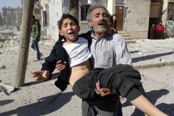 Syria talks: Mediator apologises for lack of progress