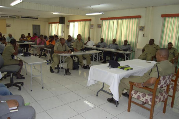 St. Kitts – Nevis Police taps into new Community Programme