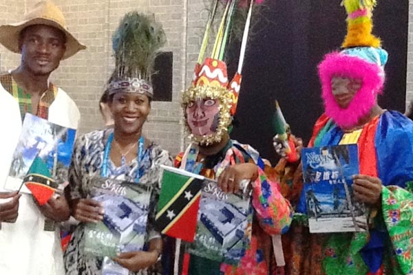 St. Kitts and Nevis showcased at Taipei's International Travel Fair