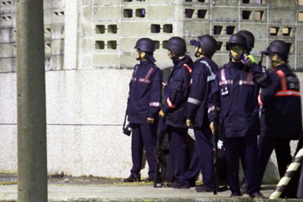 Six inmates in Taiwan hostage standoff commit suicide
