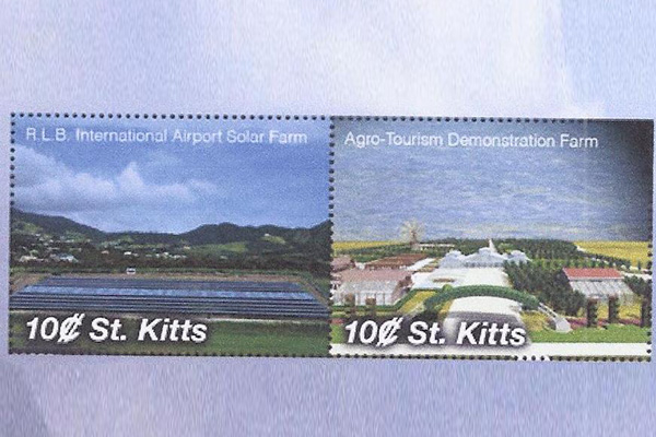 St. Kitts and Nevis to issue stamps to commemorate 30 years of diplomatic relations with Republic of China (Taiwan)
