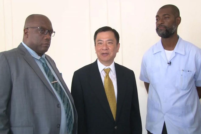 Officials updated on ICT Centre upgrade