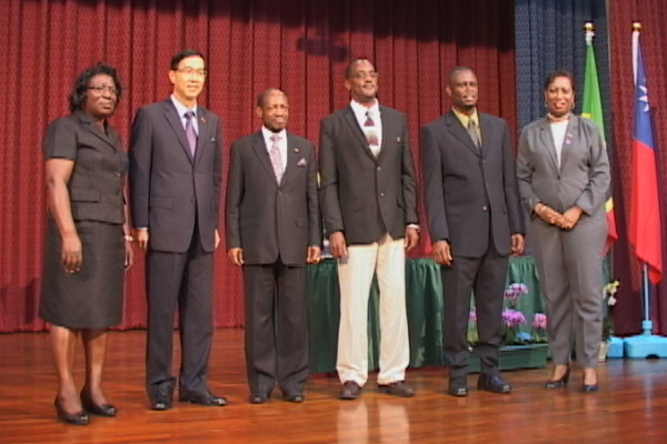 Taiwan strengthens education in St. Kitts and Nevis