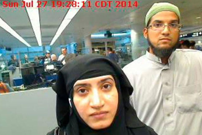 San Bernardino attacks: Couple radicalised before online dating