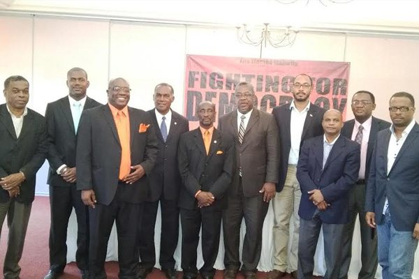Team UNITY Capitalises on St. Kitts Music Festival
