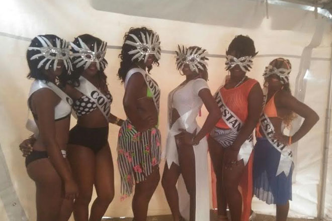 UNITY Queen Pageant contestants launched at first ever SEASIDE Fest