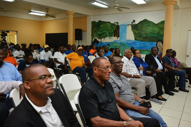 Discussions for Prosperity Town Hall Meeting moves to St. Peter's