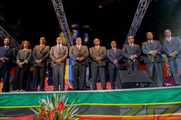 Government of National Unity holds unity service at Mount Carmel Baptist Church on Sunday