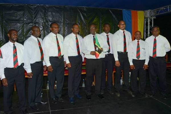 Unity Leader Dr. Timothy Harris Promises Better For Nevis