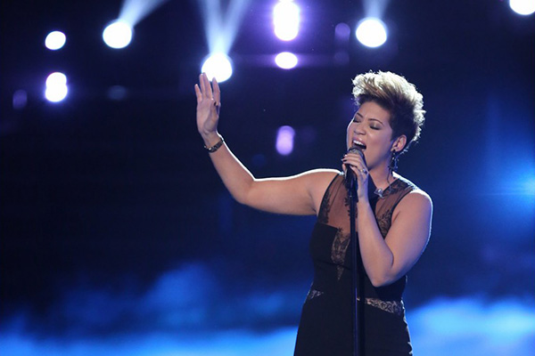 Tessanne Chin to Perform at 2014 St. Kitts Music Festival
