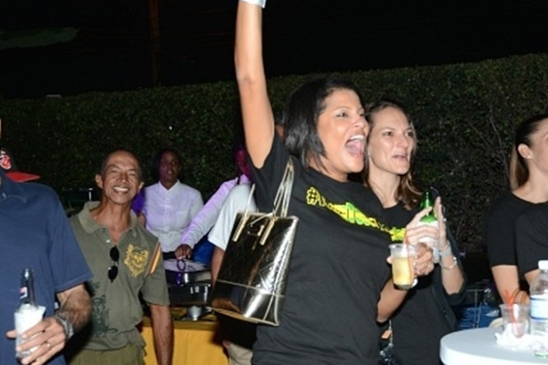 Wild celebration as Tessanne wins The Voice