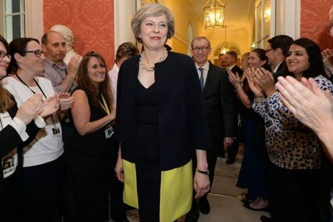 Theresa May vows to be 'one nation' prime minister