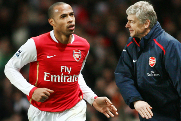 Arsenal and France football legend Thierry Henry retires