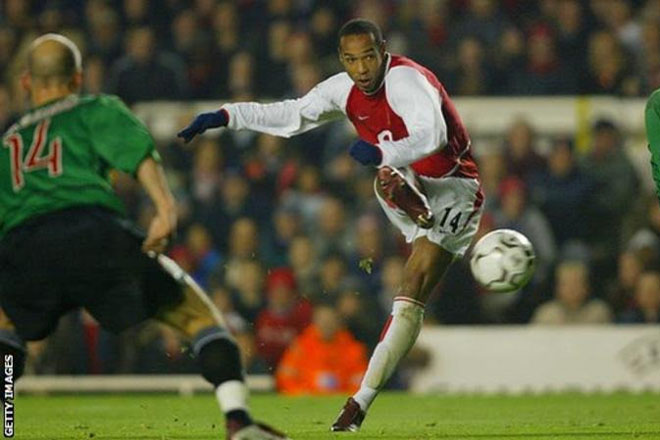 Thierry Henry: Arsenal legend leaves role as club's under-18 coach