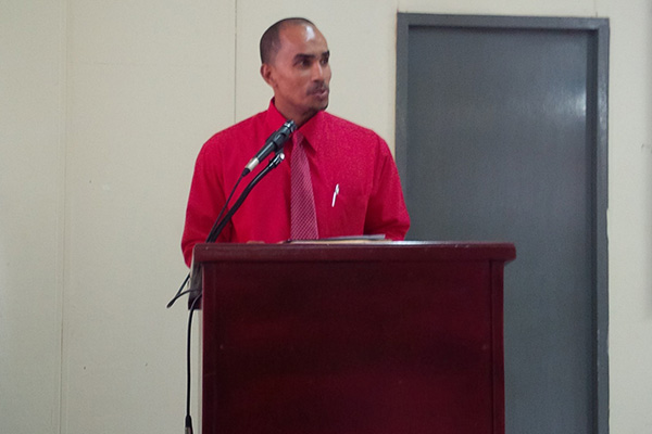 Third Computer Training Class For 2013 Closing Ceremony