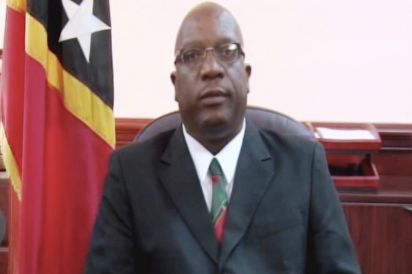 Prime Minister Harris asks for Patience as Transition Process Continues