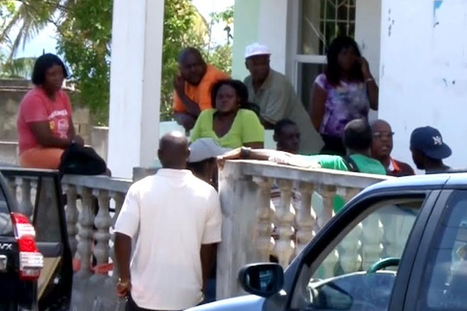 PM Harris lends ear to Constituents' Concerns