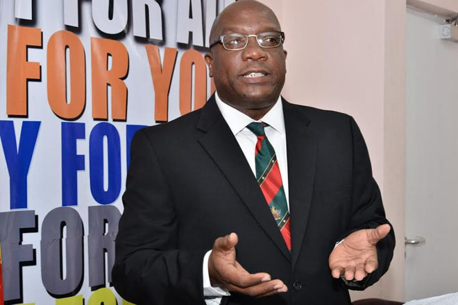 PM Harris Calls On Caribbean Leaders To End HIV/AIDS By 2030