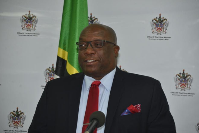 The Government of St. Kitts and Nevis continues to be transparent and accountable