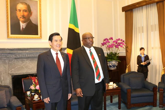 PM Harris leads delegation to Belize for talks with outgoing President of Roc (Taiwan) Ma Ying-Jeou