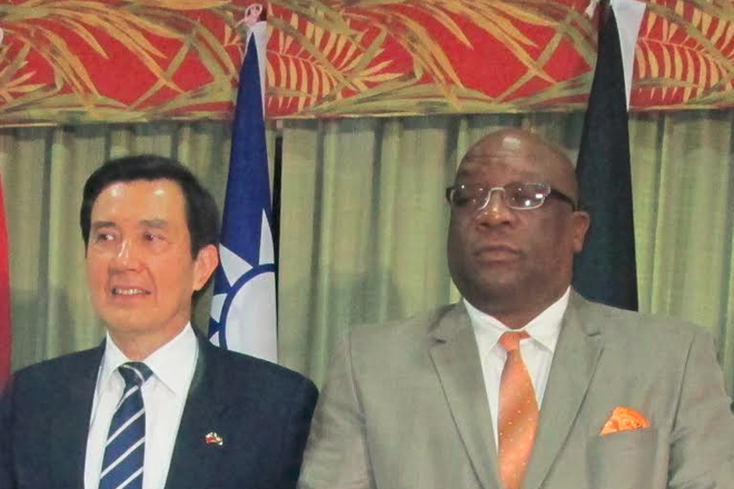 St. Kitts-Nevis receives commitment from Taiwan to partner on a far-reaching crime-fighting initiative