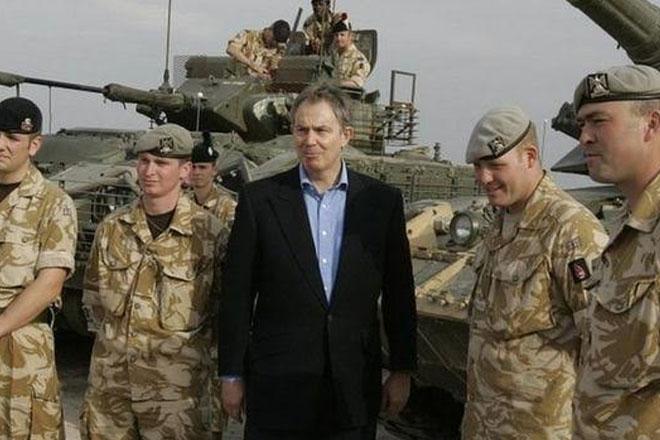 Chilcot report: Tony Blair's Iraq War case not justified