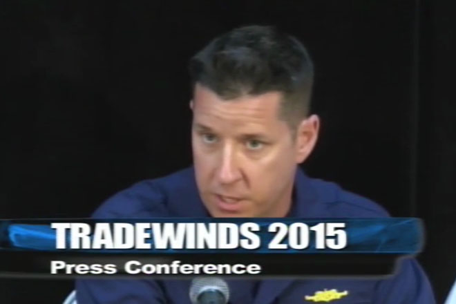 Tradewinds to Address Maritime Weaknesses