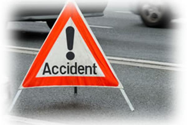 Accident near CONTEC