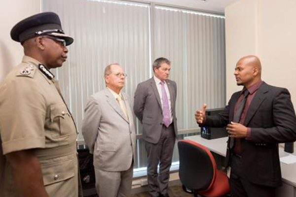 Canada funds equipment for Police Complaints Authority of Trinidad and Tobago