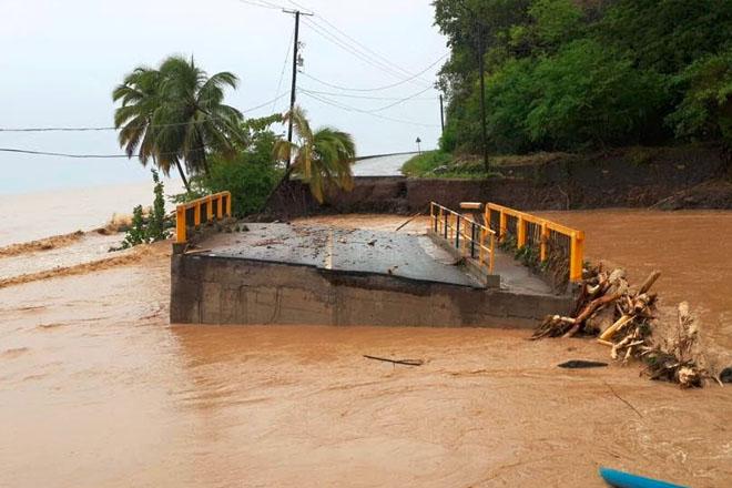 ALBA Aids of Storm-Ravaged Dominica