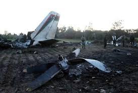 11 killed as Libyan military plane crashes in Tunisia