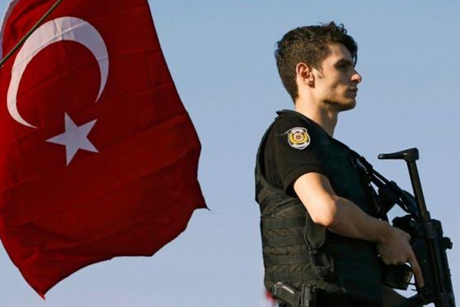 Turkey purges 13,000 police officers over failed coup