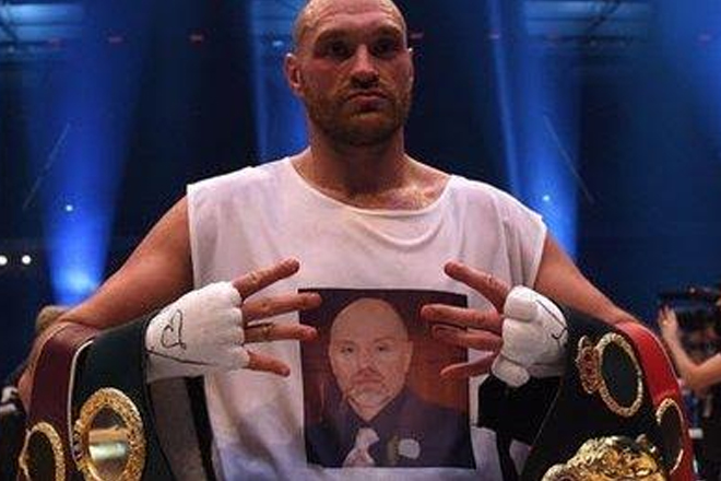 Tyson Fury: World heavyweight champion could lose licence