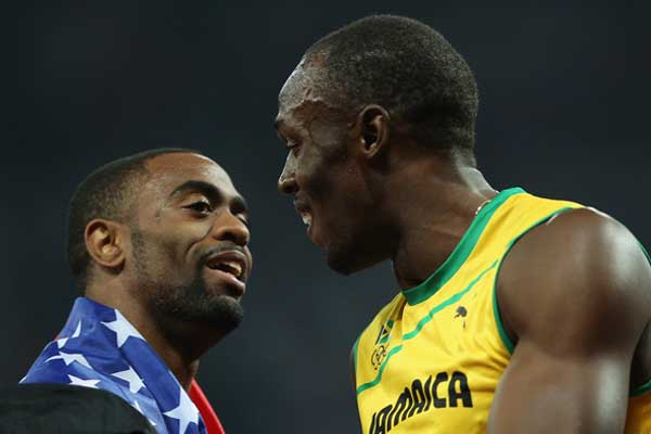 Jamaica sprint star Usain Bolt blasts officials for Gay's doping ban