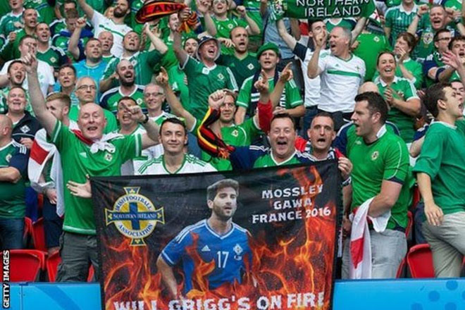 Euro 2016: Northern Ireland's agonising wait ends in last-16 joy