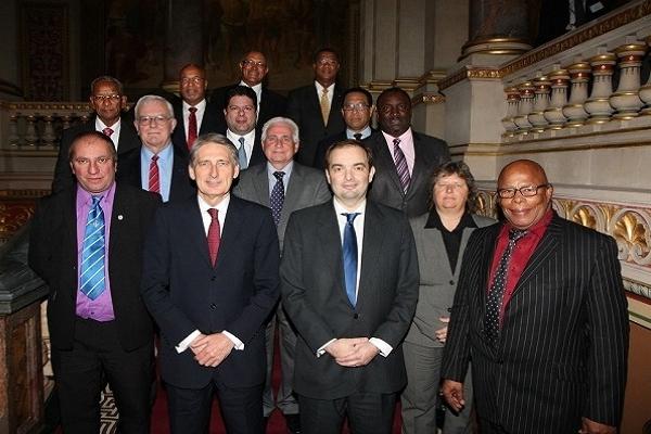 UK and Overseas Territories leaders meet in London