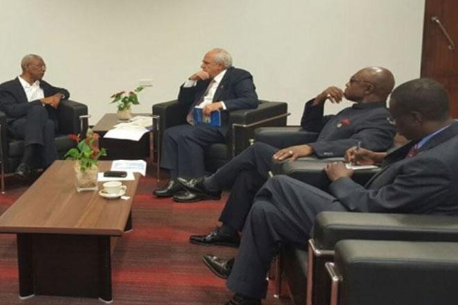 Guyana can serve as a bridge between CARICOM and UNASUR, says president
